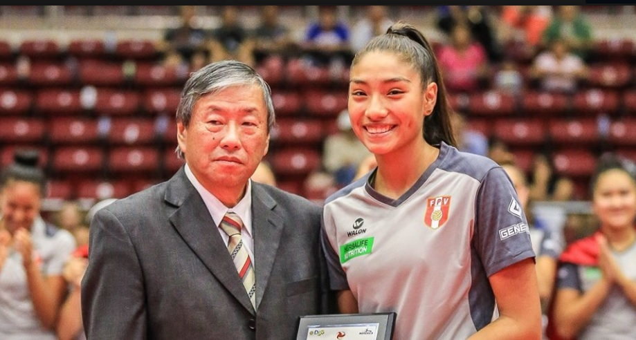 Janelly Ceopa Jugadora más valiosa de la quinta Copa Panamericana de Voleibol Femenino U18