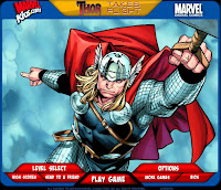THOR TAKES FLIGHT GAME - JOGO DO THOR