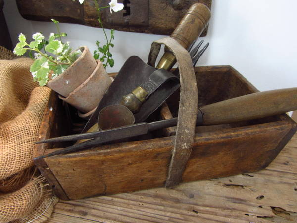 I Love Vintage Garden Tools Especially When They Are Well Used And I Wonder  Who Owned Them, What They Grew Etc. Etc.