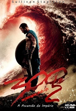 300 2 - A Ascensão do Império BluRay Filmes Torrent Download capa