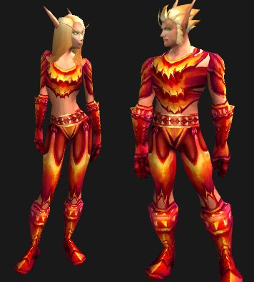 sexiest plate armor wow