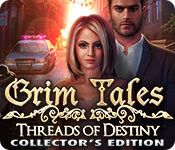 Grim Tales 9 : Threads of Destiny Collector's Edition