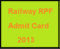 RRB Gorakhpur Admit Card 2013 Download | rrbgkp.gov.in Admit Card 2013