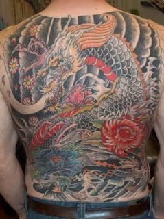 japanese dragon tatto 2011