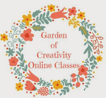 Check out Garden of Creativity Online Classes