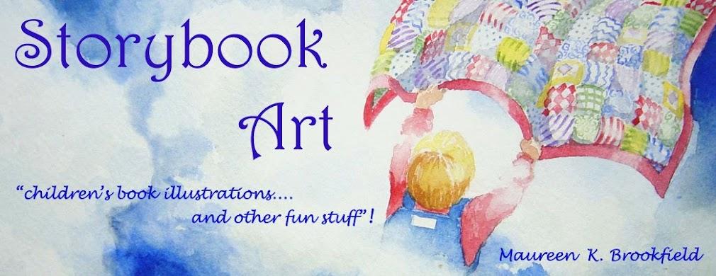Storybook Art!