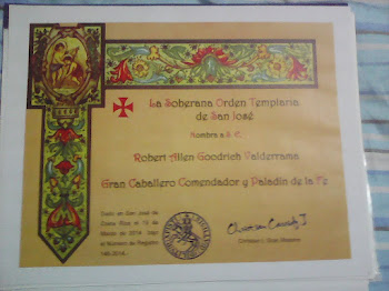 La Soberana Orden Templaria de San José