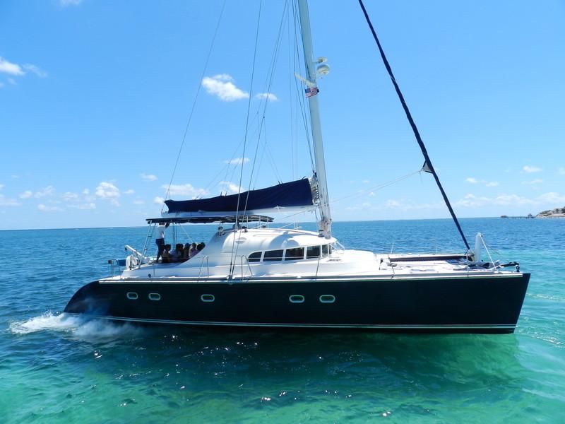 lagoon 470 Catamaran at Riviera Maya