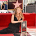 Mariah Carey tiene su propia estrella en el Paseo de la Fama