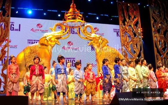 The King and I Cast