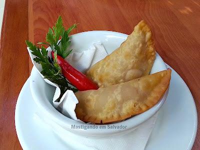 Restaurante Carro de Boi: Pastéis de Cordeiro
