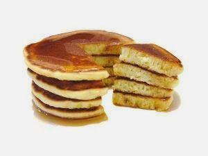Resep Pancake Pisang dan Kelapa