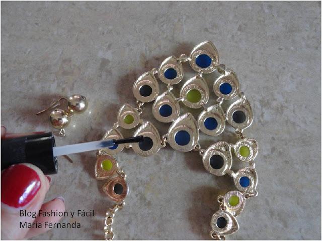 Fashion y f cil c mo evitar que tus collares pierdan el color dorado c mo conservar el - Como hacer bisuteria en casa para vender ...