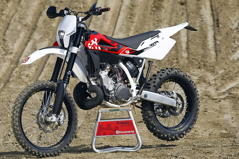 Husqvarna WR300 Dirt Motorcycles Images