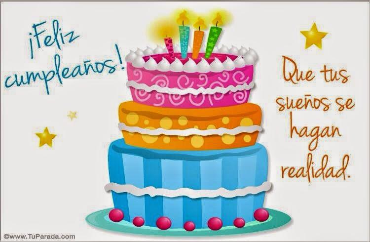 tarjetas de cumpleaños para facebook; mensajes