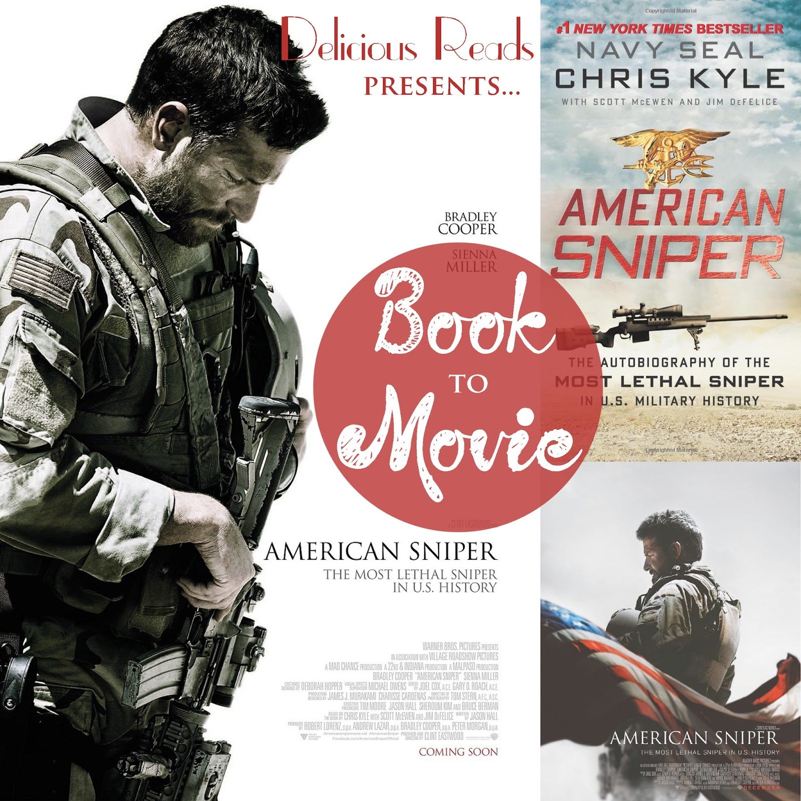 delicious reads american sniper book to movie