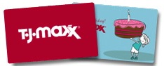 Ultimate Anniversary Giveaway: $50 TJX Gift Card [CLOSED]