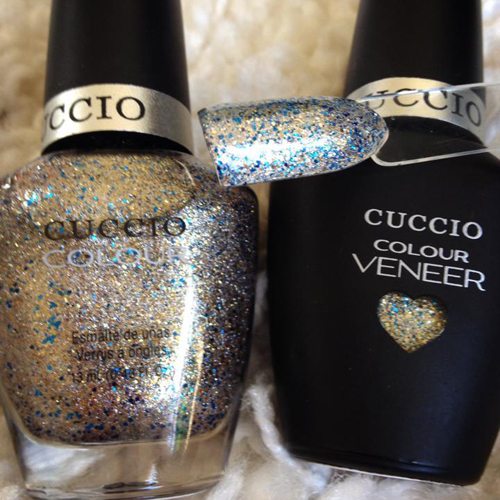 Cuccio Colour Veneer Surprise Swatch