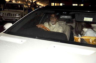 Abhishek Bachchan returns from Chicago