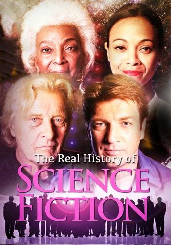 Capitulos de: La verdadera historia de la ciencia ficción
