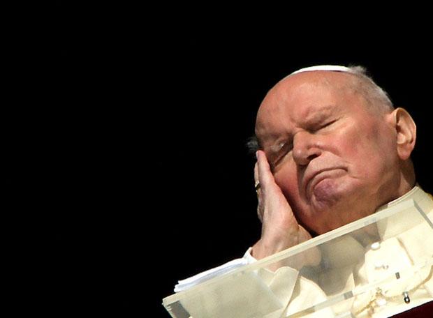 vida de el papa juan pablo segundo: