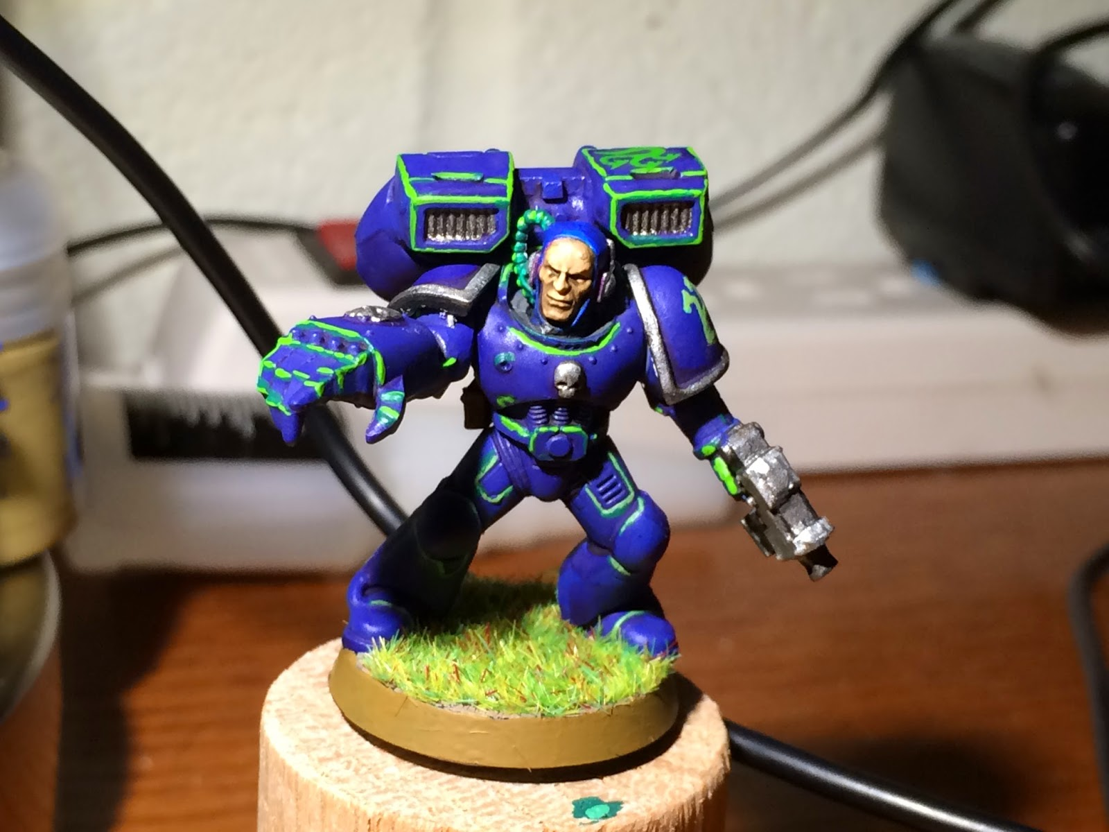 Alpha Legion Space Marine