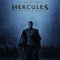 """Kellan Lutz y Liam McIntyre en el trailer completo de """"Hercules: Legends Begins"""""""