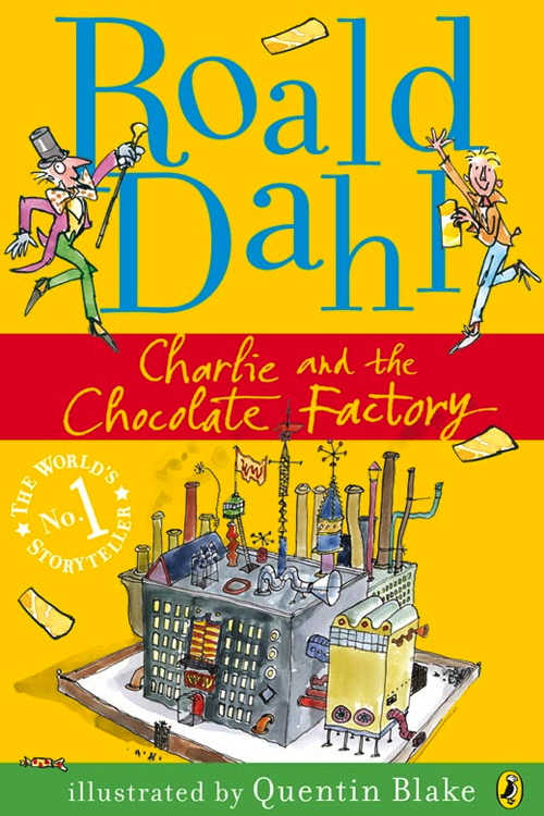 charlie and chocolate factory book review