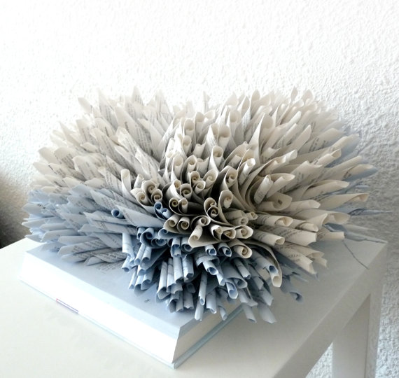 Momichka book and paper art sculptures its a great day for enjoying paper art sculptures mightylinksfo