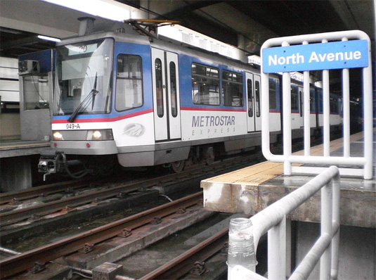 MRT fare hike to be implemented in January 2013