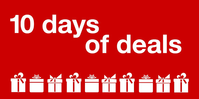 10 Days of Deals at Target