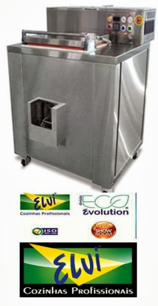 Eco Evolution - Recicladora de Resíduos Orgânicos da Elvi Cozinhas