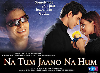 "Film Full ""Na Tum Jano Na Hum"" Subtitle indonesia (2002)"