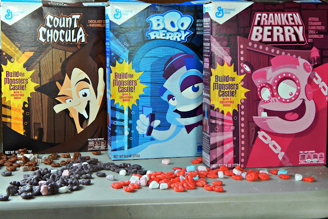 How to make Boo Berry® Bars #spooktacularsnacks AD