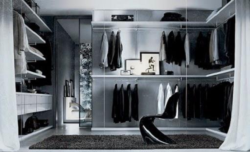 model lemari pakaian minimalis 2014