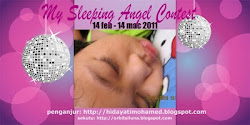 MY SLEEPING ANGEL CONTEST