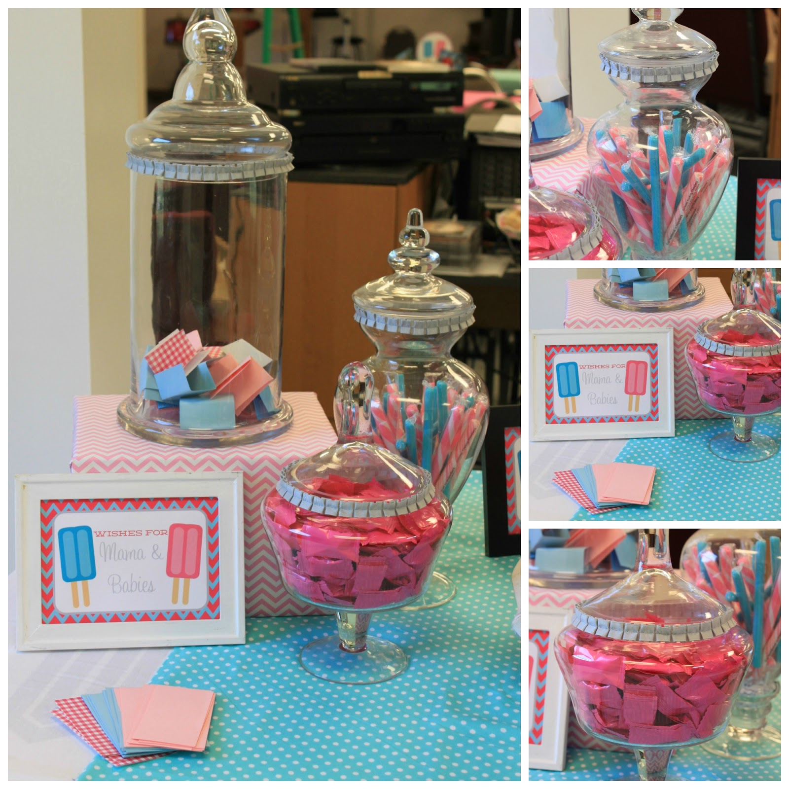 baby shower ideas for twins fun twin baby shower