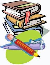 Resultado de imagen de libros y material escolar