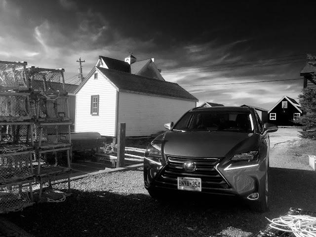 2015 Lexus NX300h front