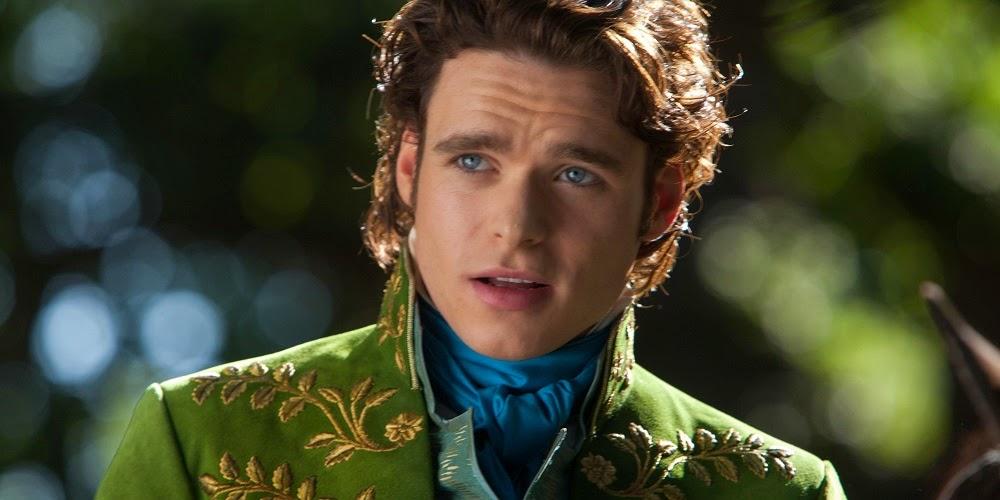 Richard Madden em CINDERELA (Cinderella)