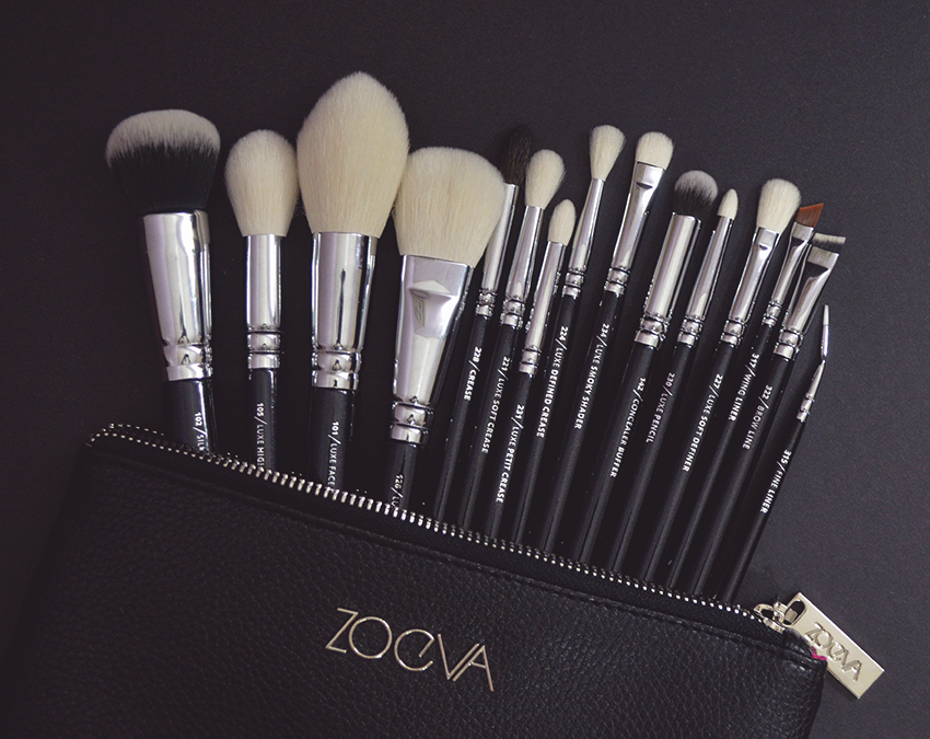 ... Of All You See: Tools Of The Trade • Zoeva Luxe Complete Brush Set