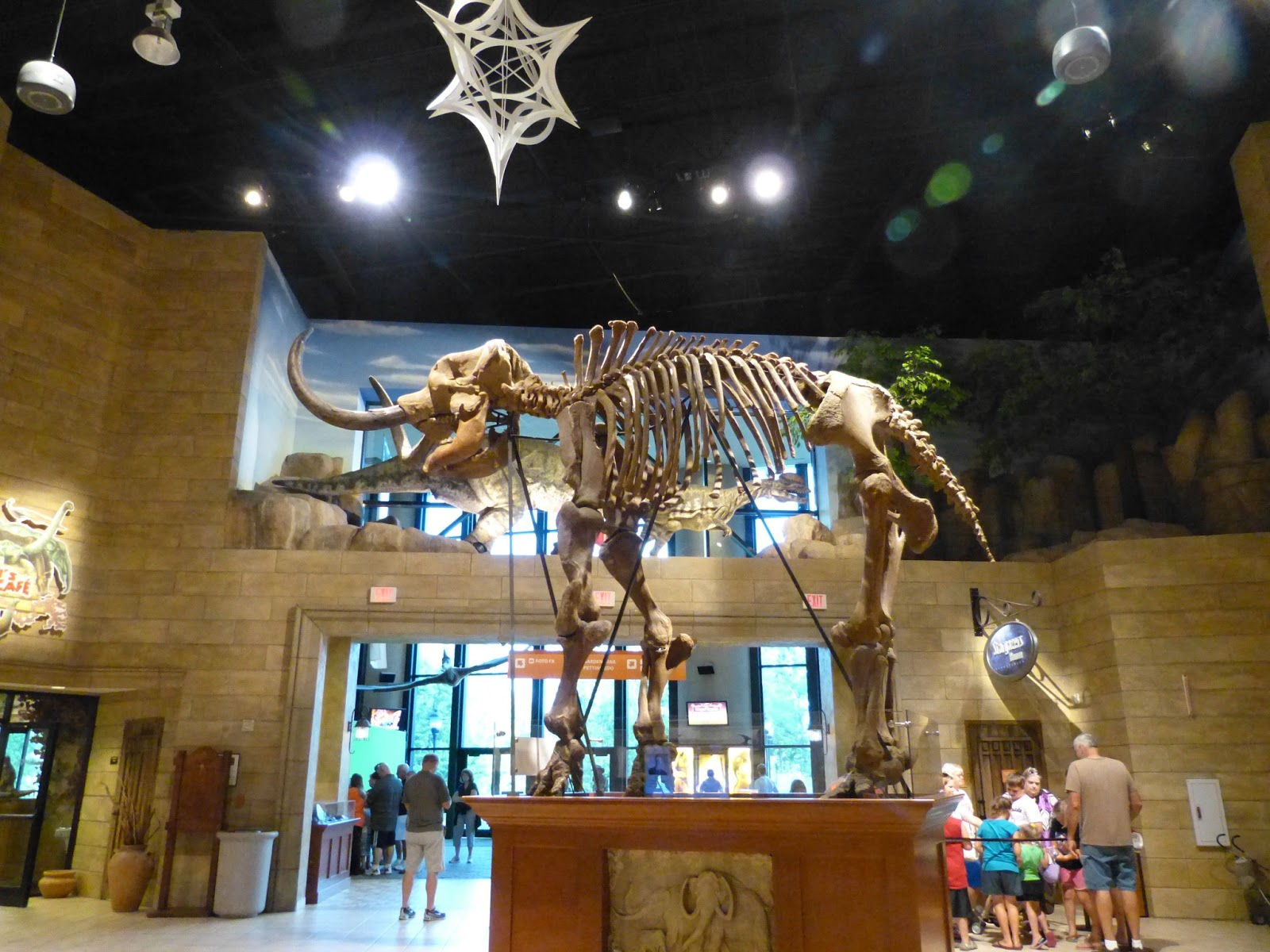 The Homespun Heart Creation Museum Part One