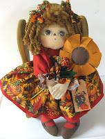 Fall Sunflowers Ann