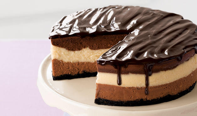 Winter Confectionery: Cheese Cakes