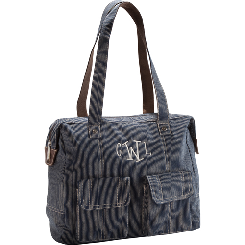 Check out our next vendor, Thirty-One Bags. They carry all kinds of ...