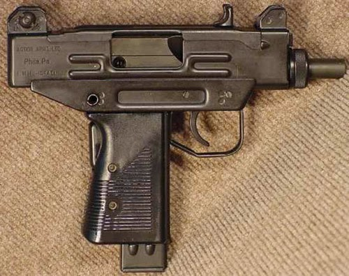 Most Dangerous Guns in the World Photo Gallery