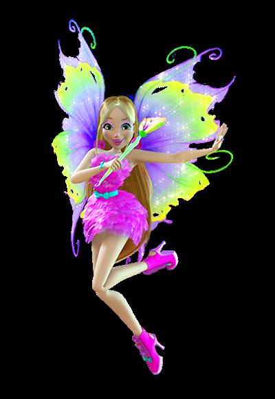 winx club fairies mythix 3d