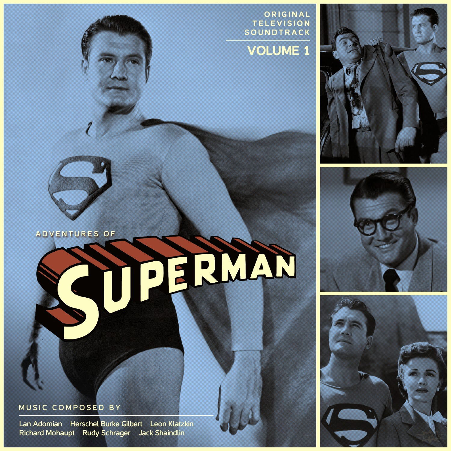 Adventures of superman tv series image for Find and design tv show