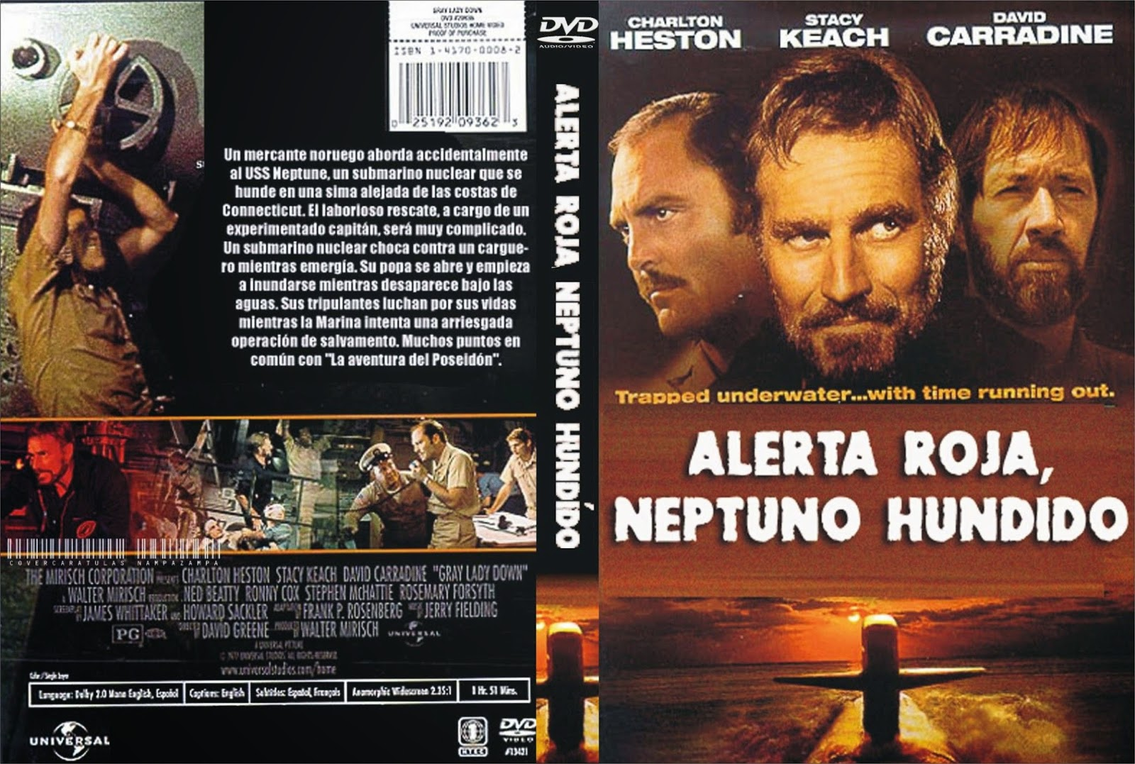 Neptuno hundido (1978 - Gray Lady Down)