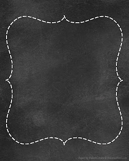 Make It Create By LillyAshleyFreebie Downloads Chalkboard Papers For DIY Printables